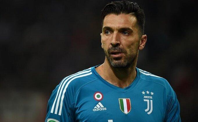 Gianluigi Buffon: 'Juventus'tan ayrıldım!'