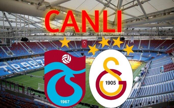 bein sports 1 canlı link, Trabzonspor Galatasaray maçı İZLE