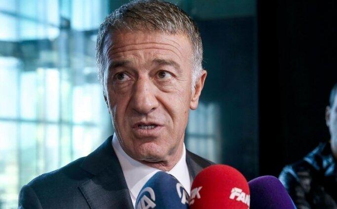 Ahmet Ağaoğlu, Galatasaray maçına gelemedi
