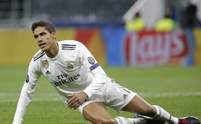 Real Madrid'de Raphael Varane çıkmazı!