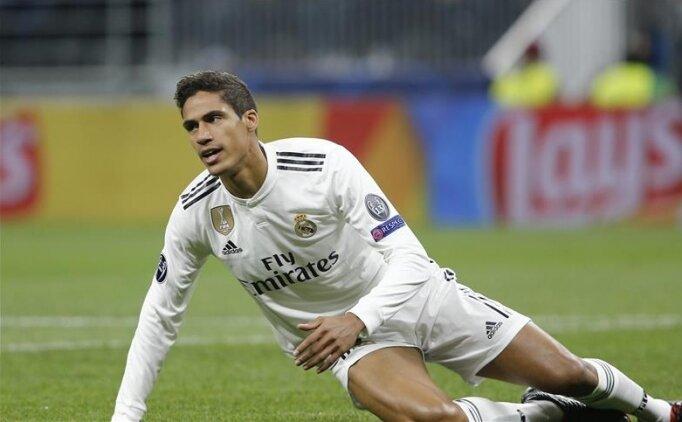 Real Madrid'de şok: Varane, koronavirüse yakalandı!