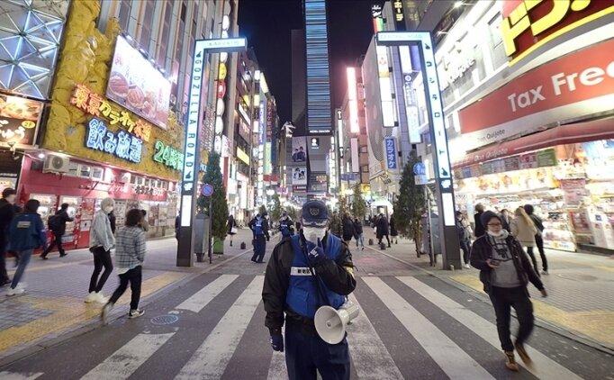 Japonya'da Kovid-19 tedbirlerine uymayanlara para ve hapis cezası