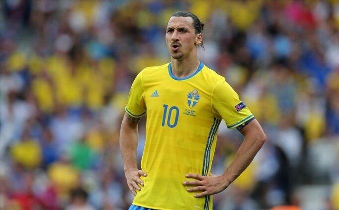 Zlatan Ibrahimovic: 'Ronaldo, gelmiş geçmiş en iyi futbolcu'