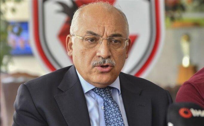 Mehmet Büyükekşi: 'Golümüz netti, penaltımız verilmedi'