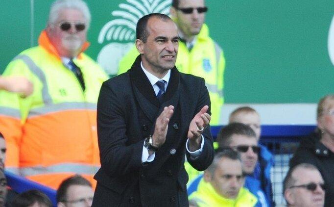 Roberto Martinez: 'Şu anda açıklayacak bir şey yok'