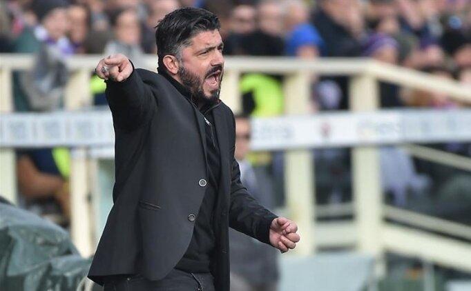Fiorentina, Gattuso ile yollarını ayırdı