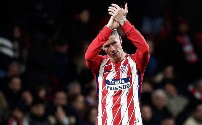 Fernando Torres, Atletico'da teknik direktör oluyor