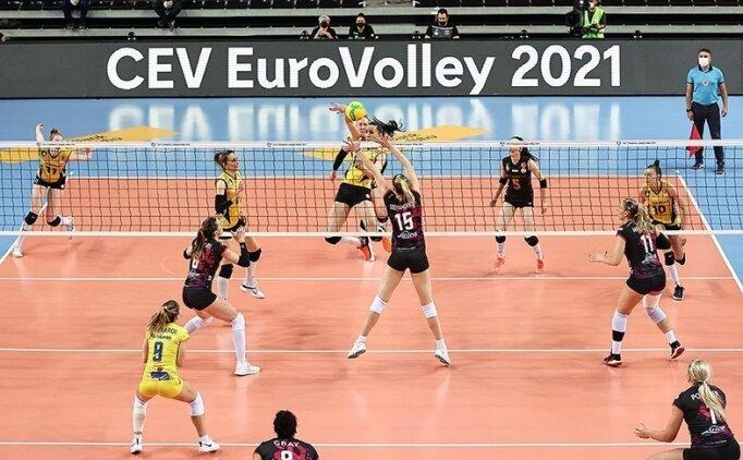 CEV Şampiyonlar Ligi'nde kura çekimi yapılacak!