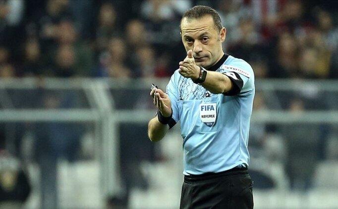 Ankaragücü-Galatasaray maçında yine aynı ikili