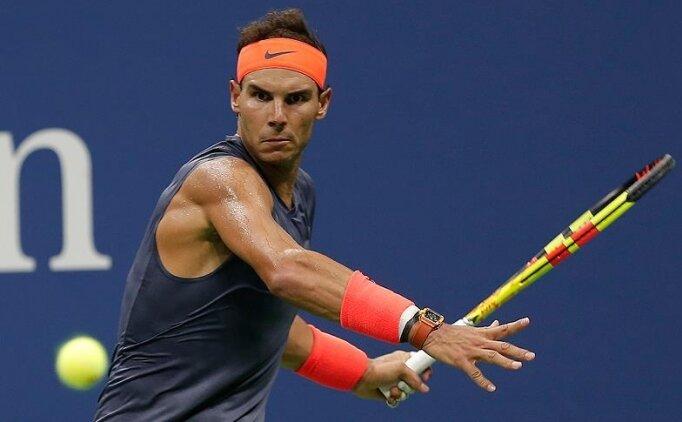Nadal, Madrid Açık'a veda etti