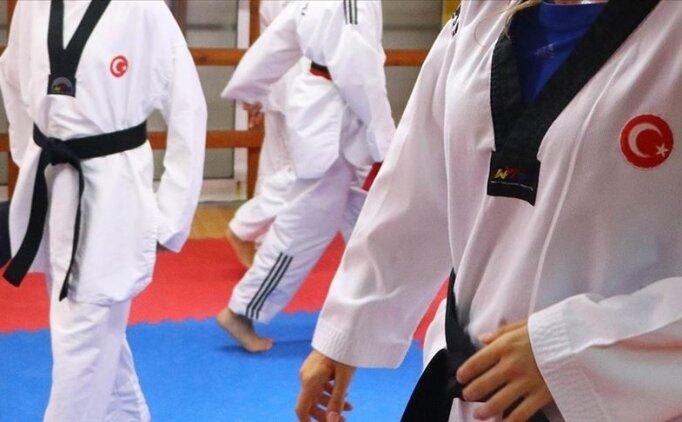Avrupa Tekvando Birliği'nde iki Türk