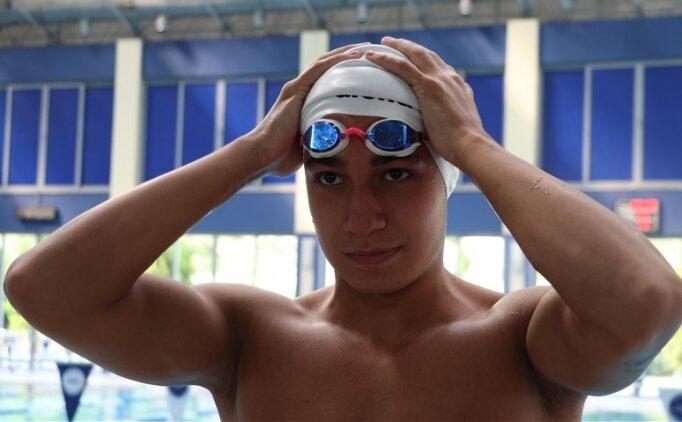 Baturalp Ünlü, Olimpiyat Oyunları'na veda etti