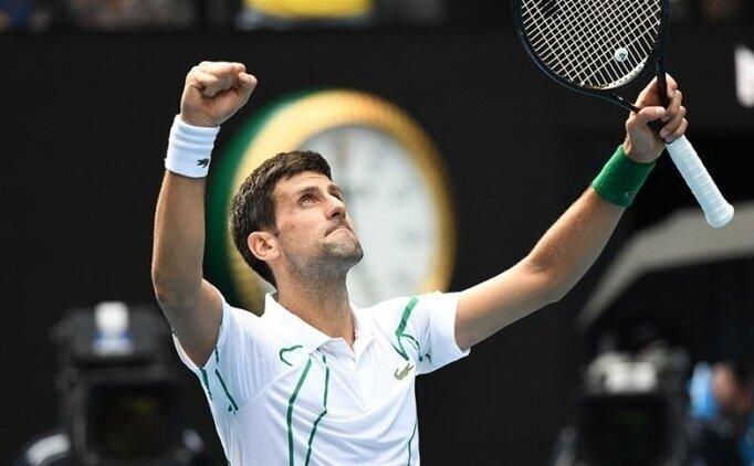 Wimbledon'da kazanan Novak Djokovic!