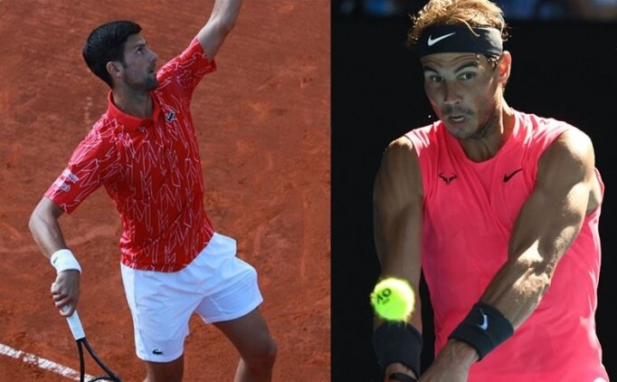 Nadal ve Djokovic arasında 'rekor takıntısı' tartışması!
