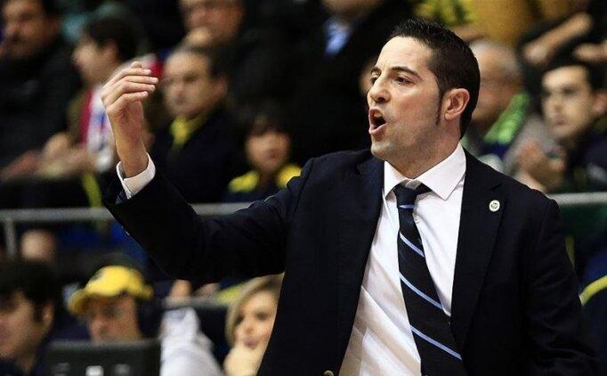 Victor Lapena: 'Final Four'a hazırız'