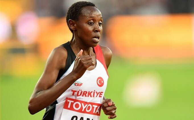 Yasemin Can, 500 metrede finalde!