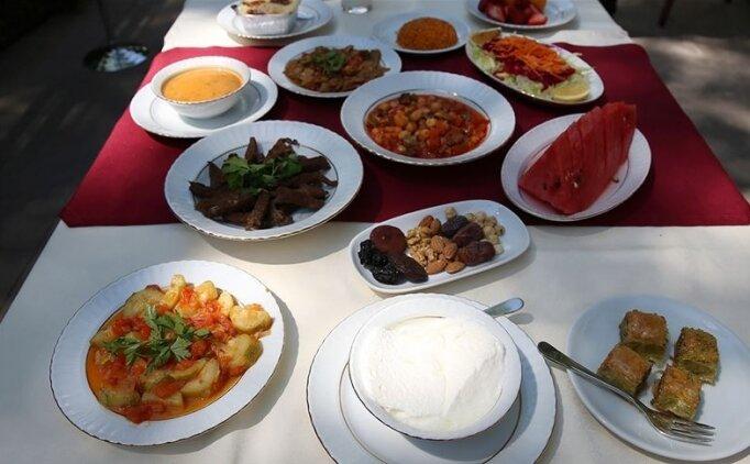 İftarda yenebilecek hafif yemekler, kaç kalori alınmalı?