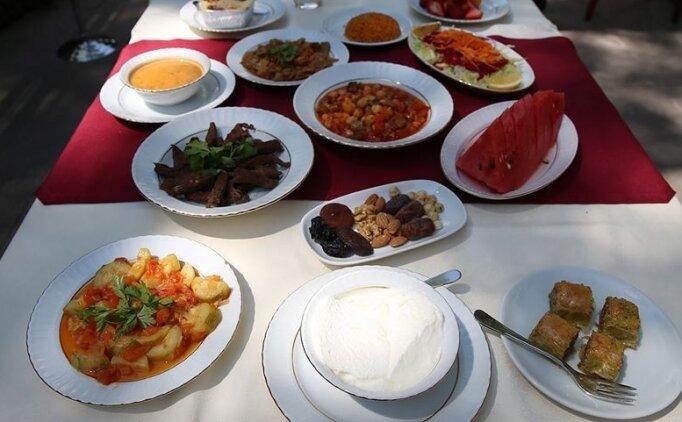 İftara hafif yemekler, iftarda şişirmeyecek yemekler tarifi