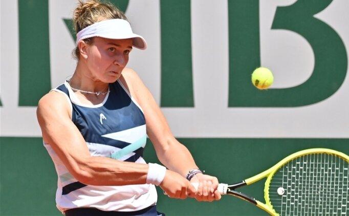 Fransa Açık tek kadınlarda şampiyon Krejcikova!