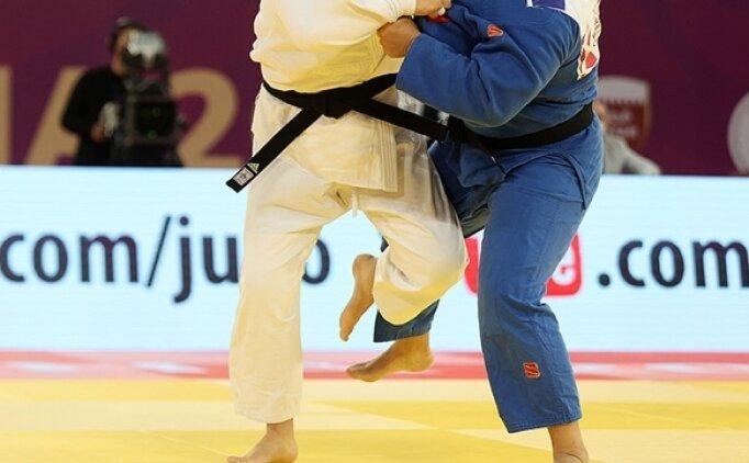 Ümitler Avrupa Judo Kupası'nda 5 bronz madalya