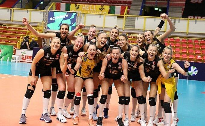 VakıfBank, şampiyonluk için sahada!