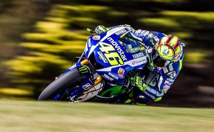 Yaşayan efsane Valentino Rossi, sezon sonunda emekli oluyor!