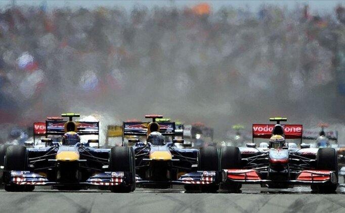 Formula 1 Türkiye Grand Prix'sinin tarihi açıklandı!