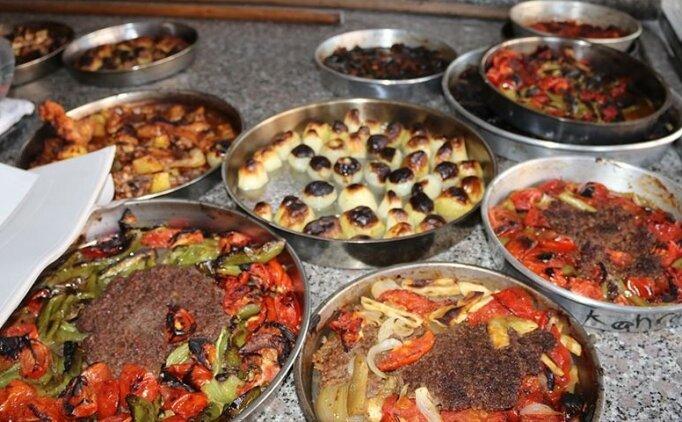 İftarda yenilecek yemekler, en nefis iftar yemekleri