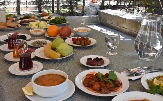 Sahura hafif tarifler! Sahur için hafif pratik yemek tarifleri