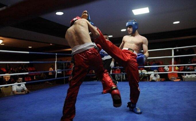 Milli kick boksçular, 7'si altın 11 madalya kazandı