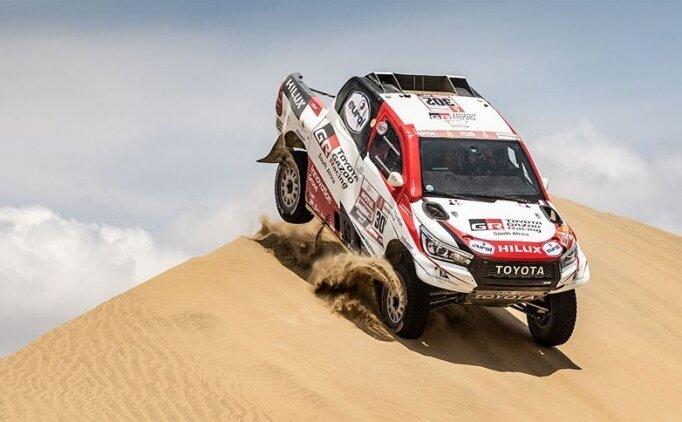Dakar Rallisi'nde 3. etabın kazananı Price!