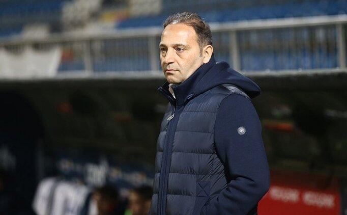 Fuat Çapa: 'Galatasaray için de kolay bir maç değil'