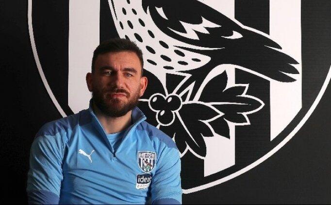 West Bromwich Albion, Robert Snodgrass'ı transfer etti