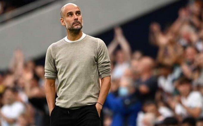 Pep Guardiola: 'Şampiyonlar Ligi'ni kazanmalıyım'