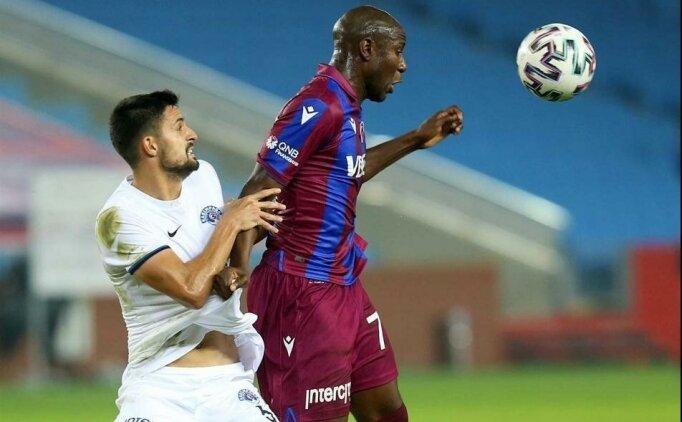 Trabzonspor'da Kasımpaşa öncesi 3 eksik, 1 belirsiz