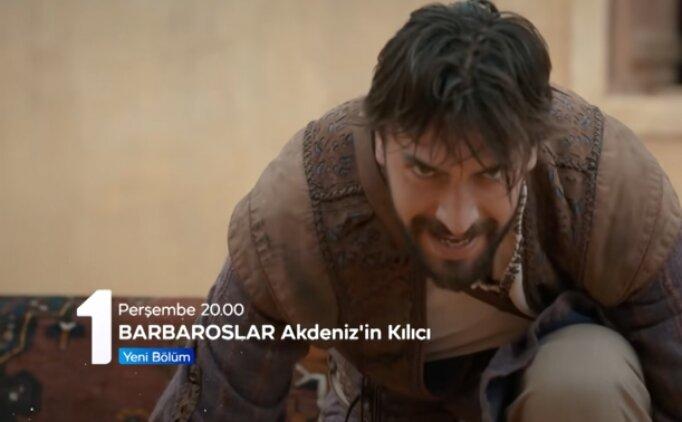 TRT 1 Barbaroslar Akdeniz'in Kılıcı 5. bölüm canlı izle full