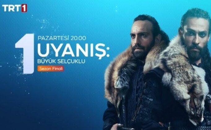 TRT 1 HD Uyanış Büyük Selçuklu Pazartesi (SON BÖLÜM) izle