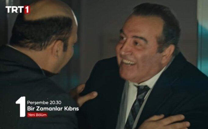 TRT Kıbrıs dizisi izle 4. bölüm kesintisiz (İZLE)
