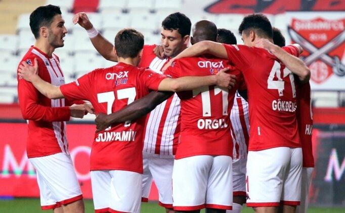 Antalyaspor'da Trabzonspor öncesi, 'Sahada ölelim'