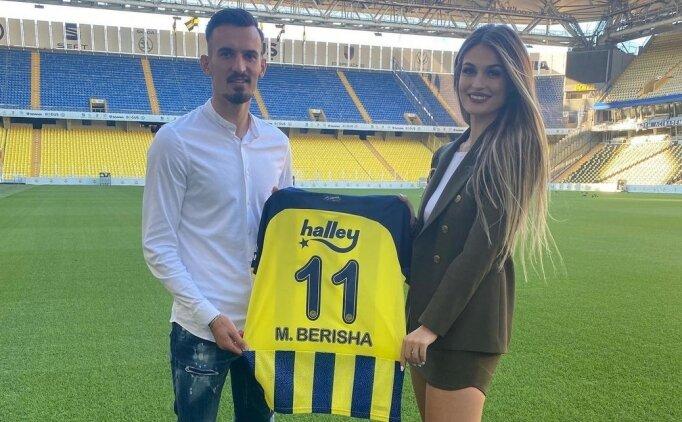 Berisha'nın eşi Vesa Vllasaliu'dan hakaretlere yanıt