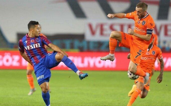 Trabzonspor ve Başakşehir karşılaşacak