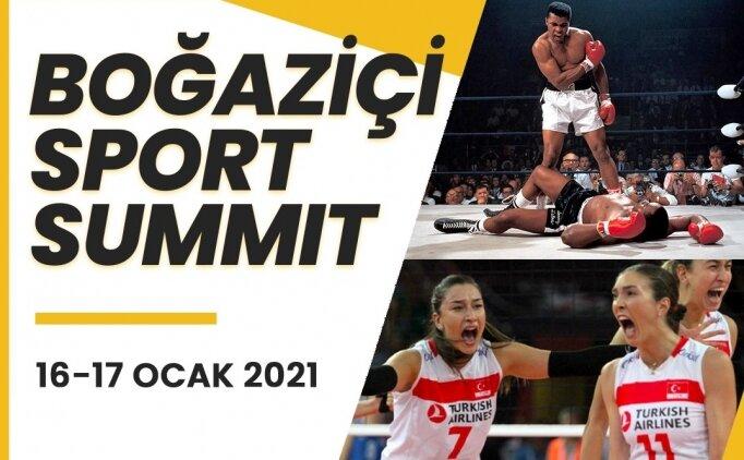 Boğaziçi Üniversitesi Spor Zirvesi 2021