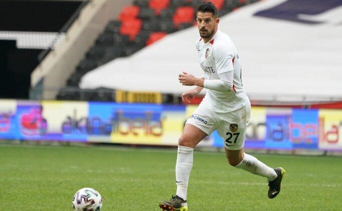 Gaziantep FK, Mirallas'a ceza verecek!