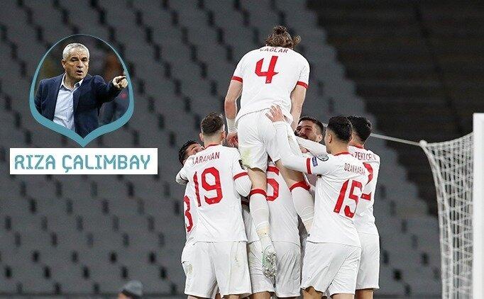 ÖZEL   Rıza Çalımbay, EURO 2020: 'Türkiye, ilk 4'e kalabilir'