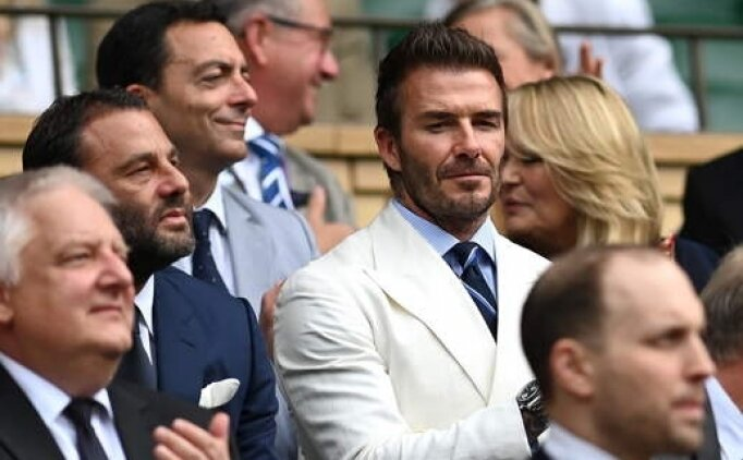 Beckham'ın takımı Inter Miami son sıraya demir attı