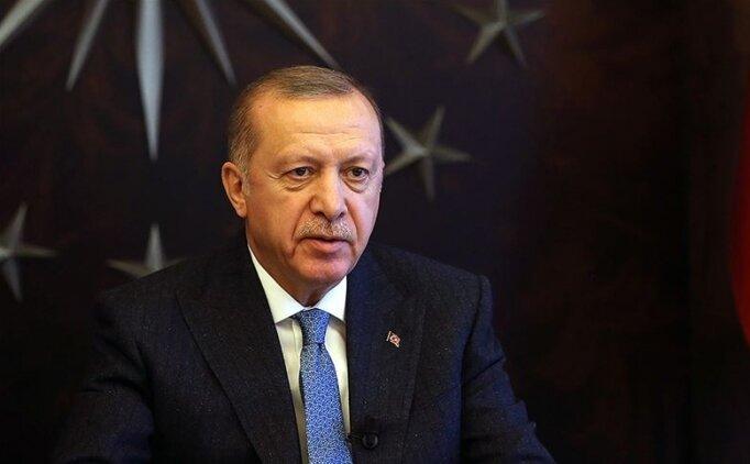 Cumhurbaşkanı Erdoğan: 'Kısmi kapanma uygulamasına geçiyoruz'