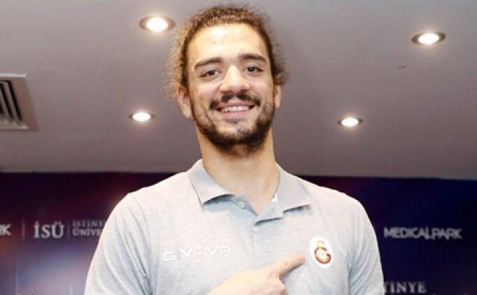 Galatasaray Erkek Basketbol Takımı'nda Assem Marei sakatlandı