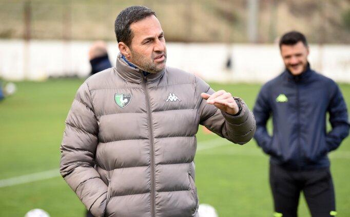 Denizlispor, ilk yarıyı Fatih Karagümrük maçıyla tamamlayacak
