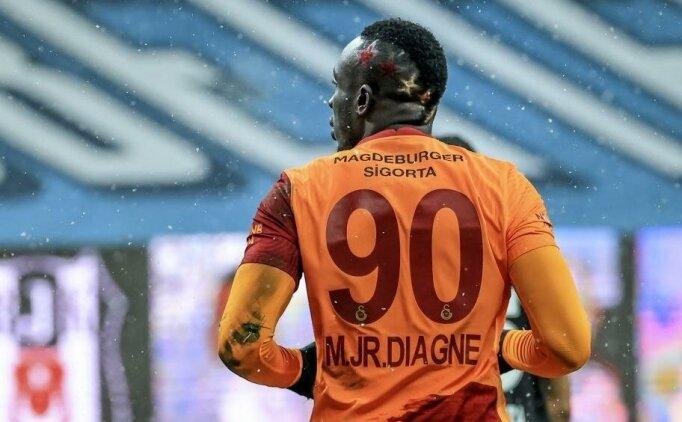Galatasaray'da Mbaye Diagne PFDK'ya sevk edildi