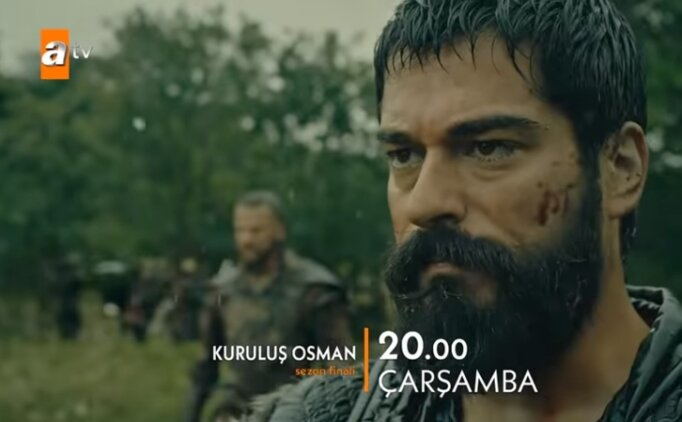 Yeni bölüm Kuruluş Osman sezon finali, izle Kuruluş Osman 64. bölüm ATV sezon finali HD full link